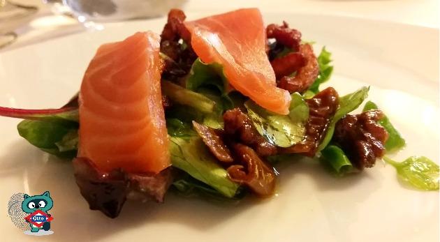 comer en toledo salmon salvaje