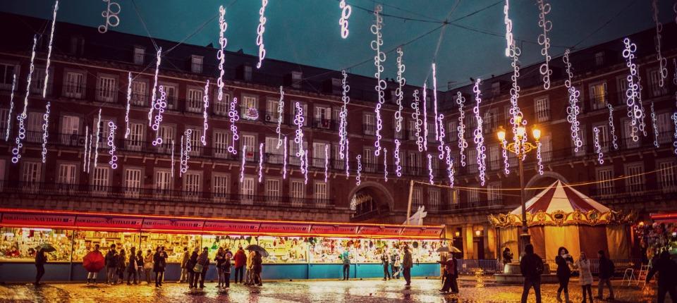 15 planazos para disfrutar de la Navidad en Madrid