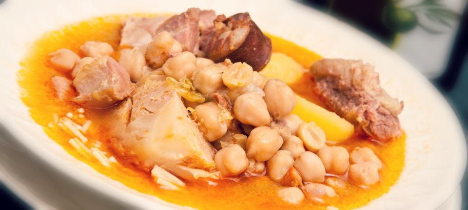 La Ruta del cocido madrileño conquista 35 restaurantes