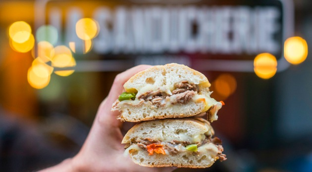 sandwiches en alonso martinez