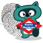 la huella de Otto N. Ministerios