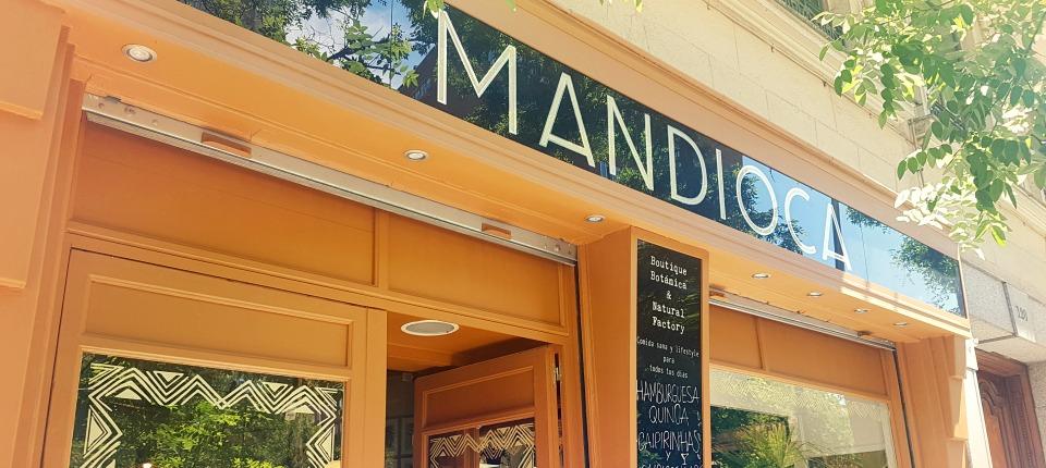 Nace Mandioca Madrid: Un restaurante de comida saludable en San Bernardo