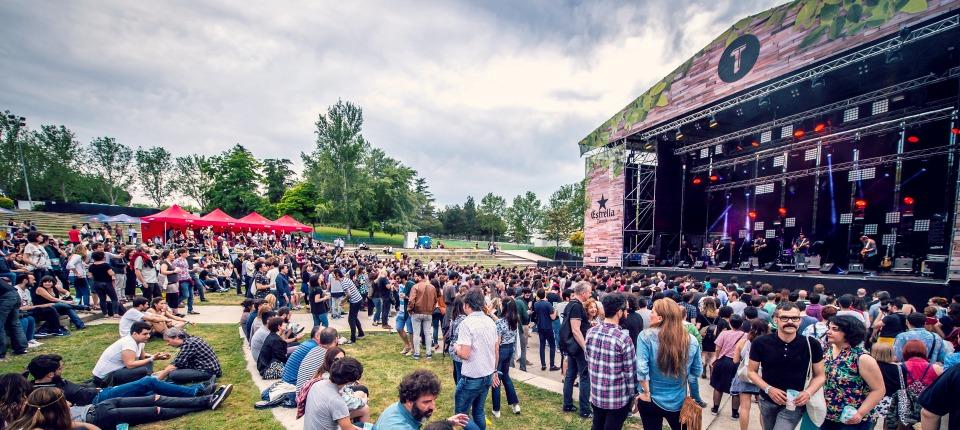 Tomavistas 2017 inaugura la temporada de festivales de Madrid