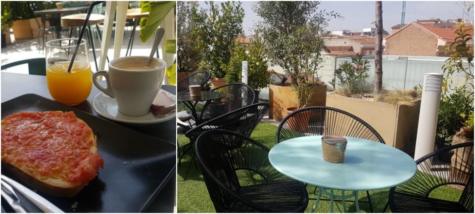 desayunos en Forus Barcelo
