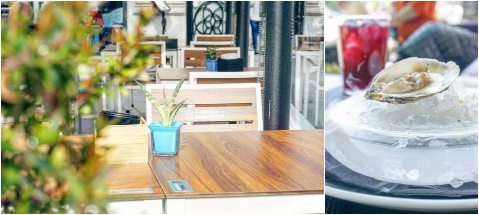 terrazas en Madrid restaurante puerta de alcala