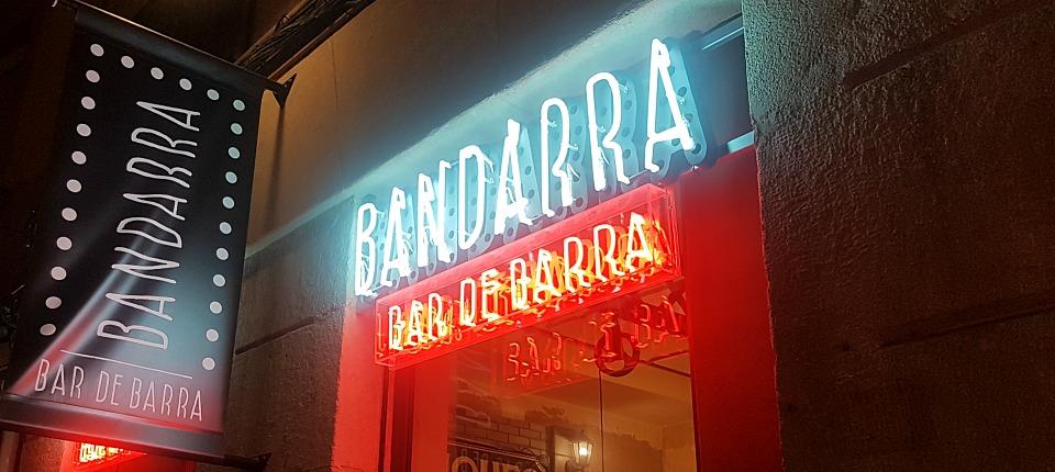 Bandarra Bar, gastronomía para rebeldes e inconformistas