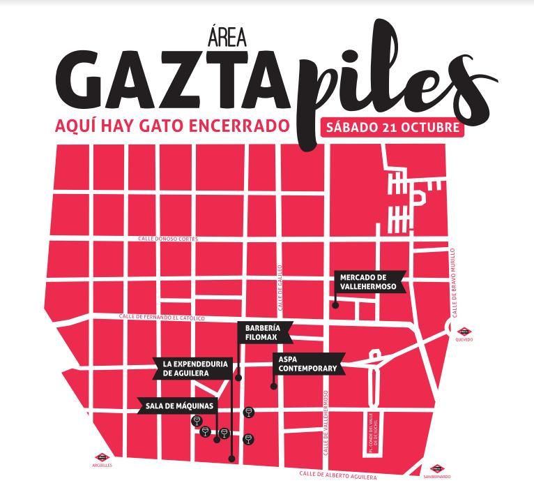 segunda edicion de Gaztapiles