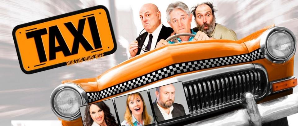comedia Taxi en el teatro maravillas