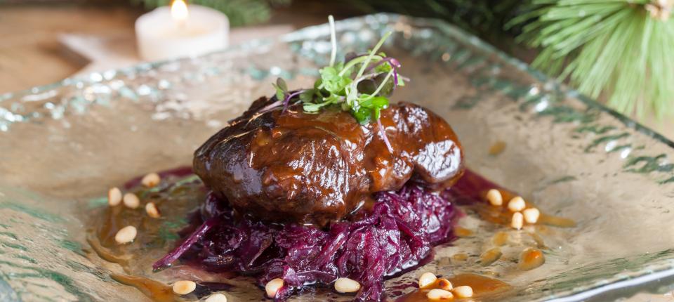 Restaurantes top para las cenas de navidad en grupo - Cocina de san anton ...