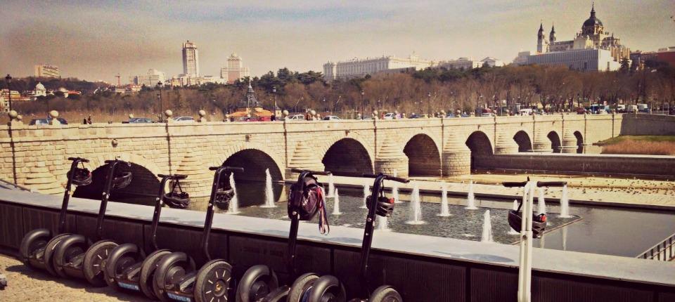Segway Madrid: Rutas divertidas por el centro de la ciudad