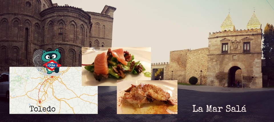 Comer en Toledo: La Mar Salá, para paladares exquisitos