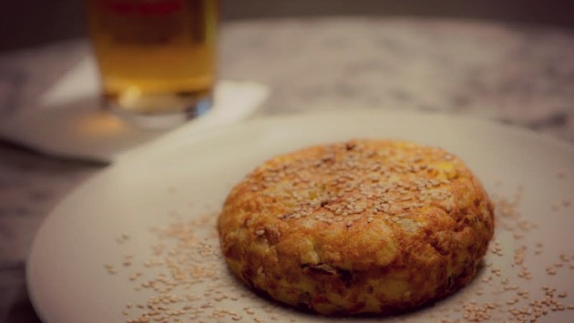 tortilla de patata en Madrid