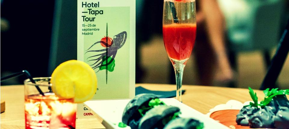 Llega Hotel Tapa Tour, la nueva ruta de tapeo por Madrid