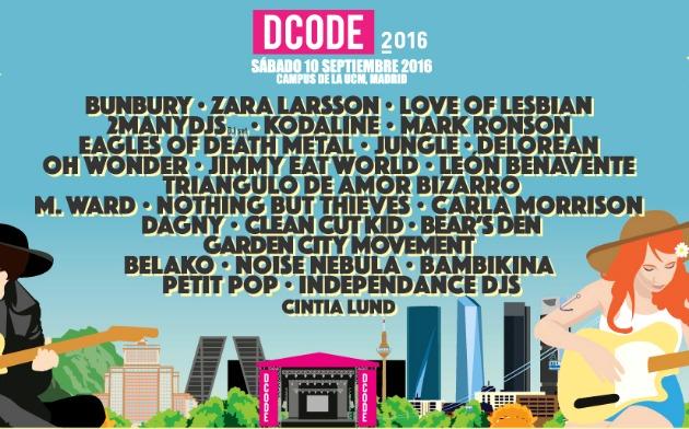 dcode 2016 cartel