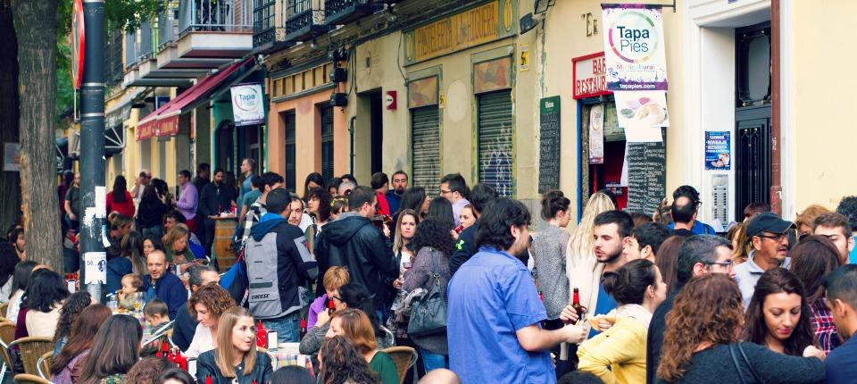 Tapapiés, la gastro-ruta más atractiva de Madrid