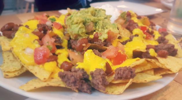 nachos foodtruck american dinner