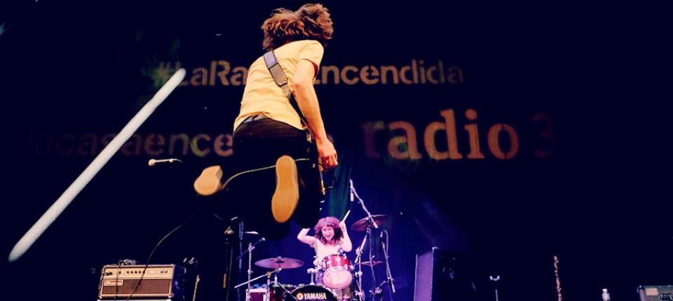 La Radio Encendida reúne 36 grupos por su 15 aniversario