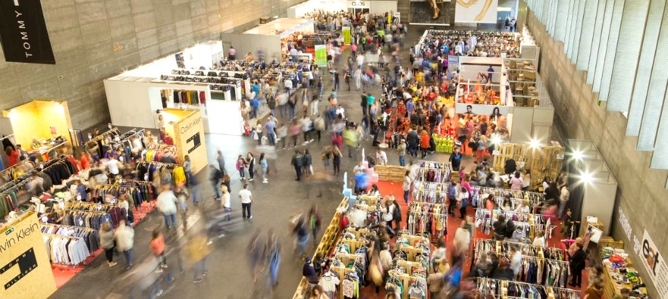 Stock! Feria Outlet Madrid: Planazo low cost para recibir la primavera
