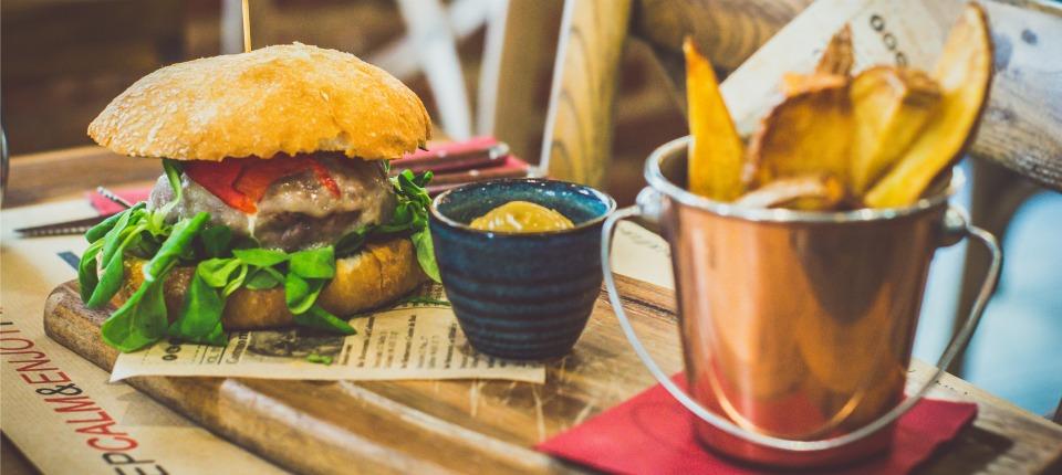 PIKDA, el restaurante de hamburguesas gourmet que te conquistará