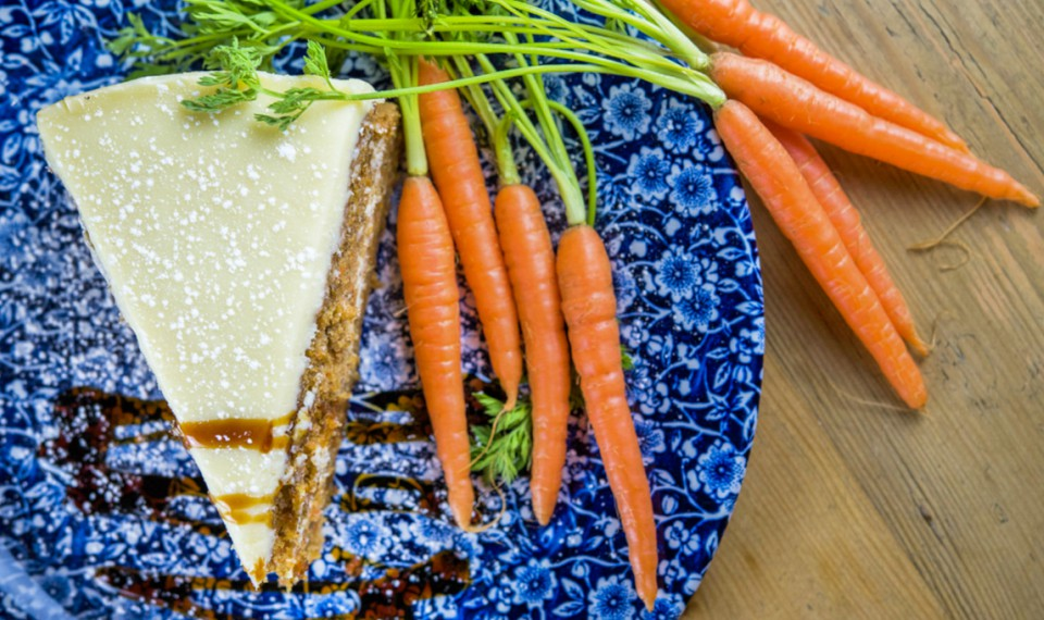 Carrot cake bendita locura
