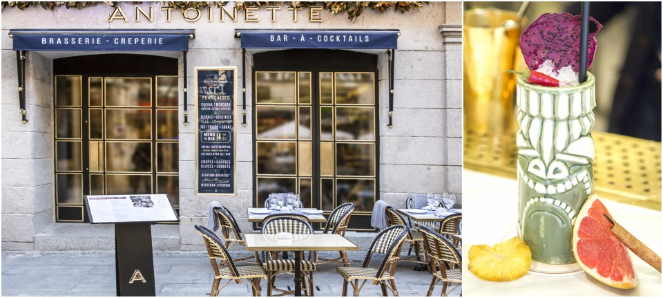 Antoinette, la brasserie francesa que está revolucionando Madrid