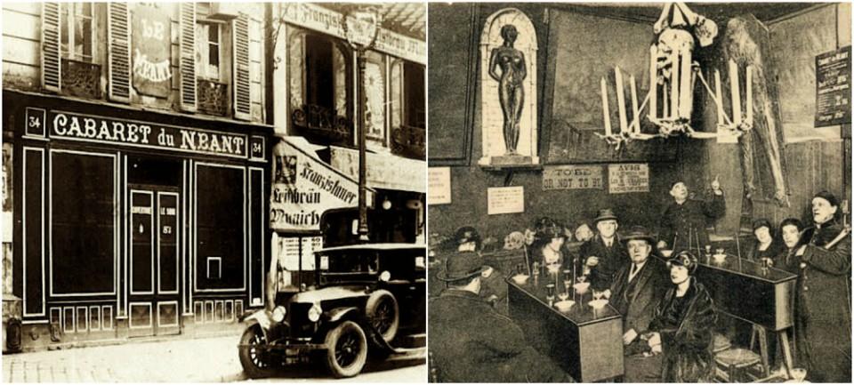 Cabaret Du Néant en Paris