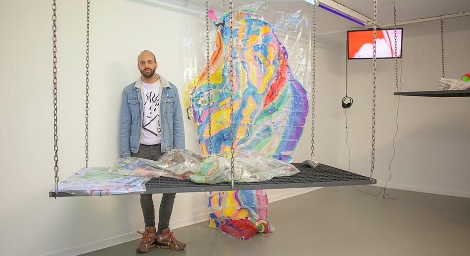 Exposicion Generacion 2018 Antoni Hervas