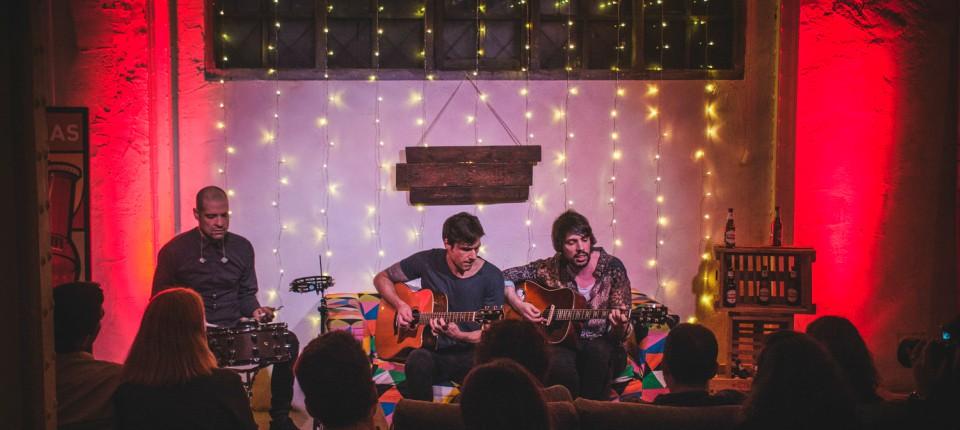 Basik Sessions: Conciertos en una antigua fábrica de Madrid