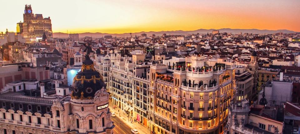 Planes en octubre en Madrid. ¡Te lo vas a pasar bomba!
