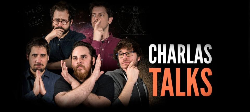Charlas Talks, un espectáculo hilarante que parodia las conferencias TED Talks