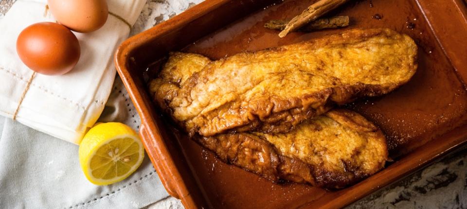 Tradiciones gastronómicas de Semana Santa en Madrid