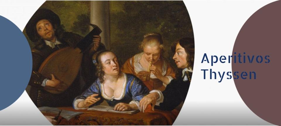 Aperitivos Thyssen: Conciertos y tapas en la terraza del museo