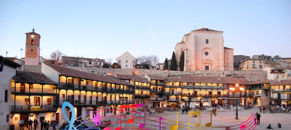 Ruta de conciertos por las villas de Madrid