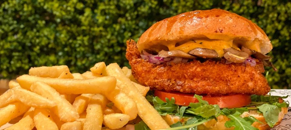 12 hamburguesas para viajar este 2021 sin salir de Madrid