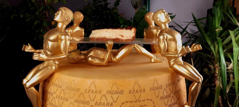 Madrid acoge el primer Festival de la cheesecake de Grana Padano